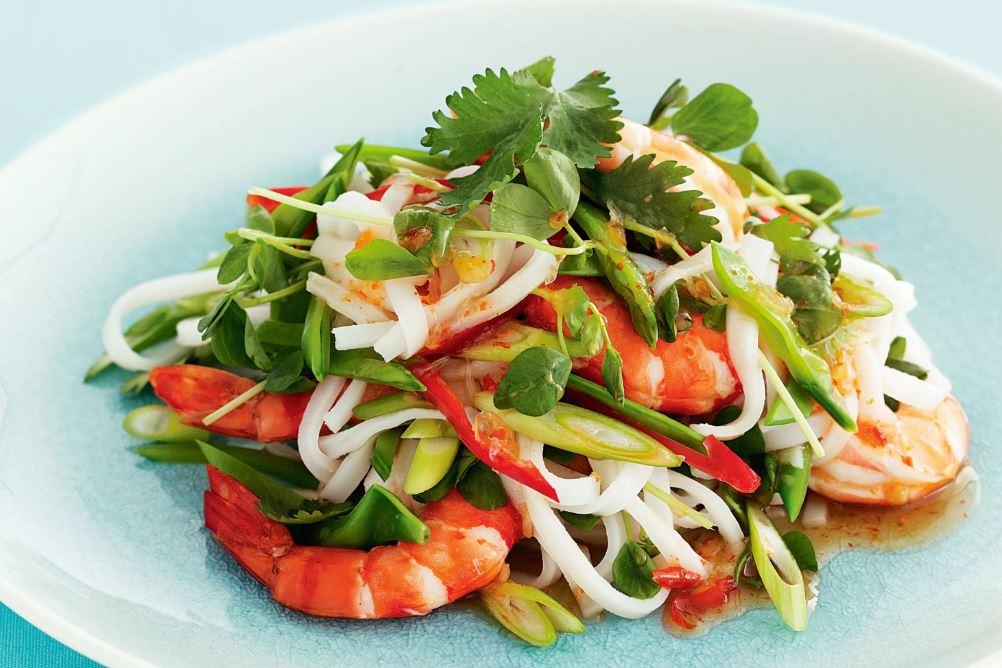 Рецепты салатов морепродуктов с фотографиями